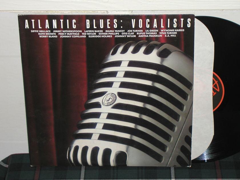 Mama Yancey+ More - Atlantic Blues Vocal (Pics) Atlantic 81696-1. 2 lp set
