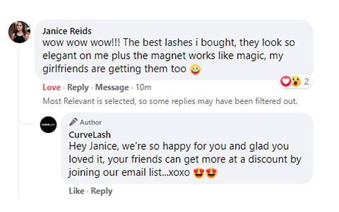Eyelash Extension Curve Lash