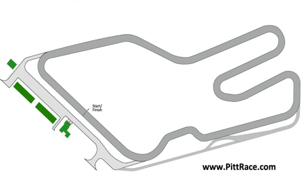 Pitt Race Rental League Spring Race 2 (canceled)