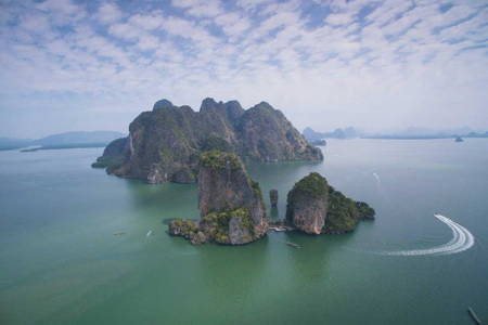 Phang Nga Bay Discovery from Khao Lak