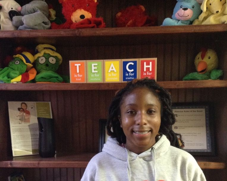 Ms. Camryn Jefferson , Infant Teacher