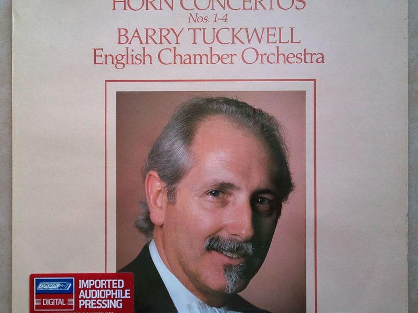 SEALED London Digital   TUCKWELL/MOZART - Horn Concertos Nos. 1 - 4