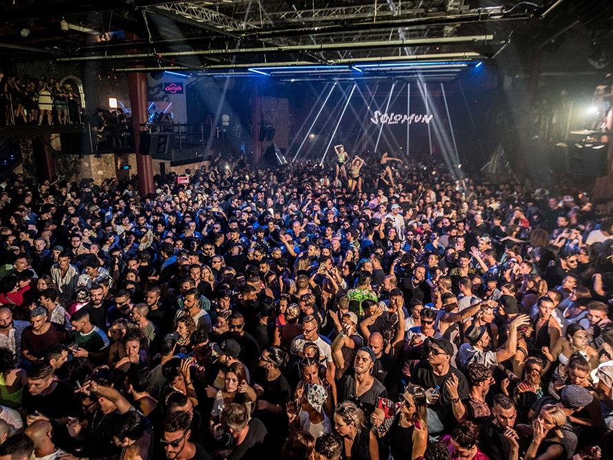 Solomun Ibiza Tickets Amnesia Dyinamics