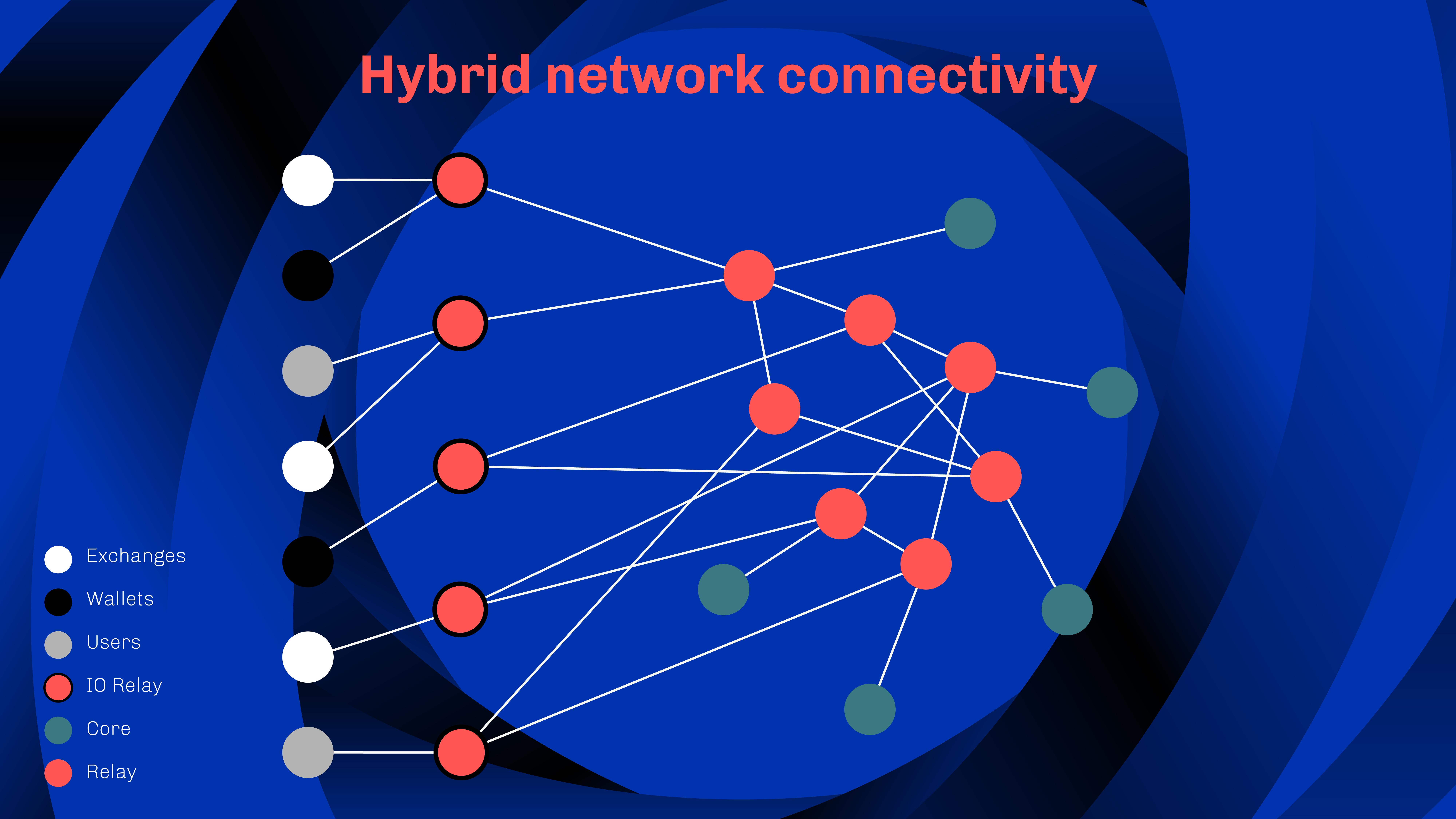 Hybrid network connectivity