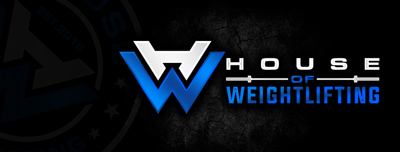 House of Weightlifting logo