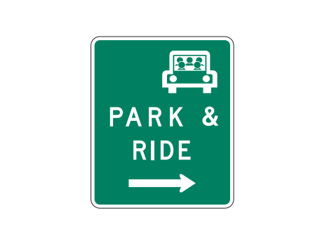 Park and Ride at the Y