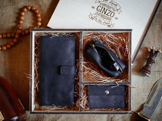 Подарочный набор CLASSIC ELEGANCE цвет Black Carbon