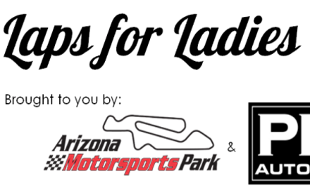 Laps for Ladies @ Arizona Motorsports Park