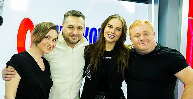 Певица Ханна стала гостьей утреннего шоу «Русские Перцы» - Новости радио OnAir.ru