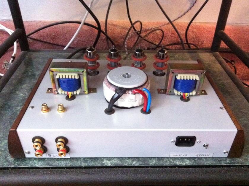 Vista audio tube  integrated SET 5W amplifier
