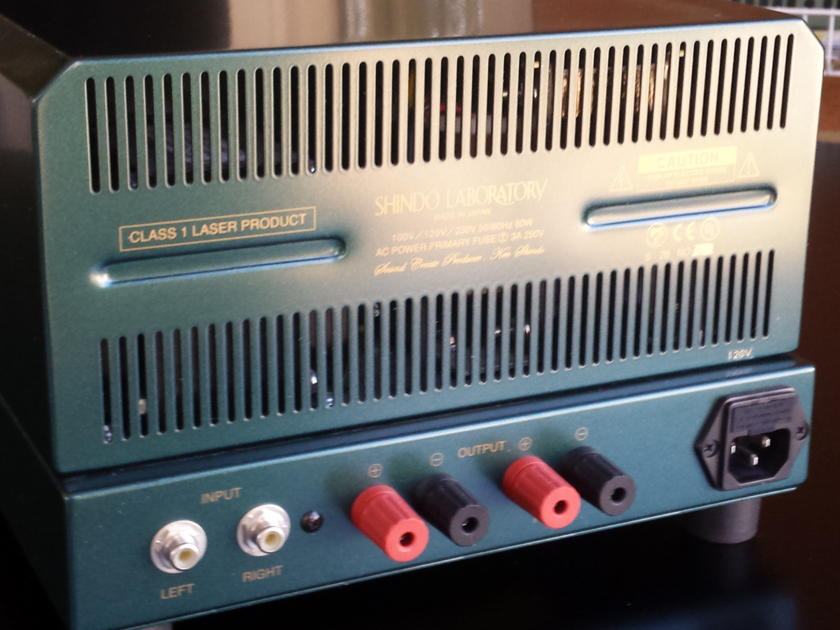 Shindo CV391  Amplifier Excellent condition