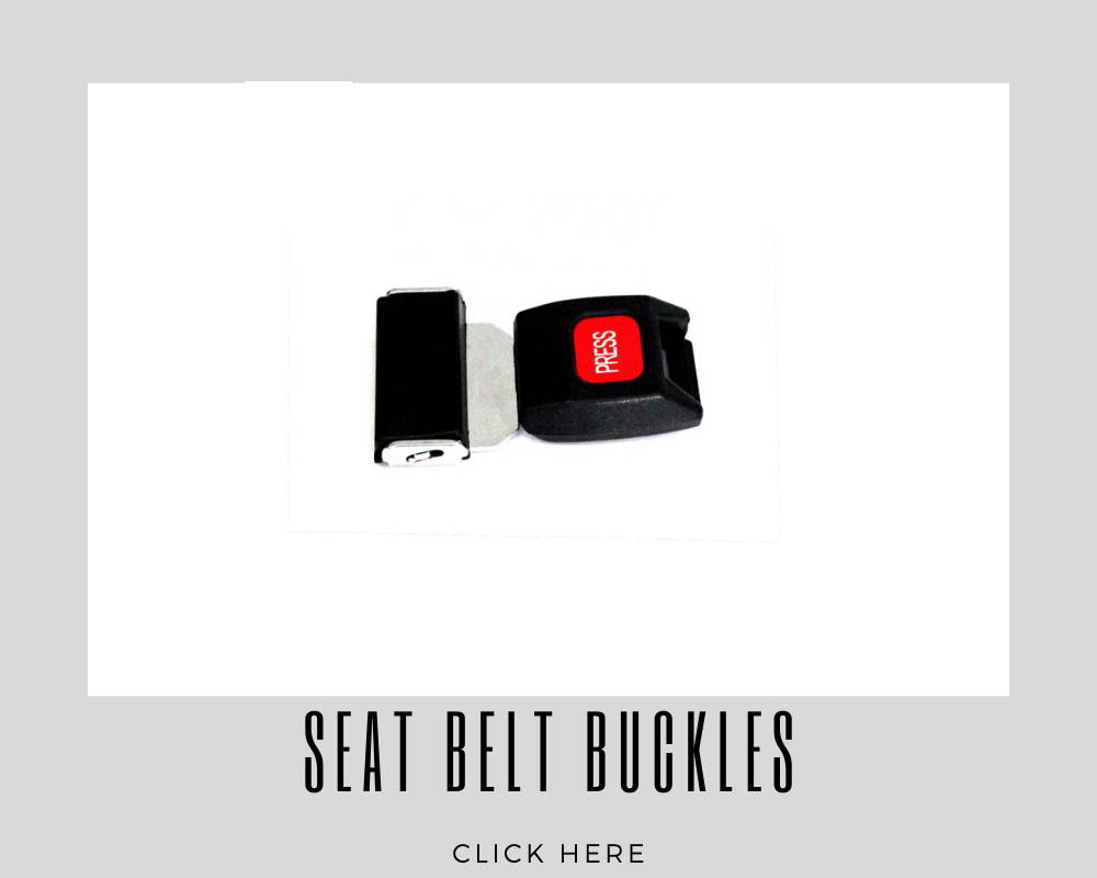 Corporate Custom Seat Belt Buckles