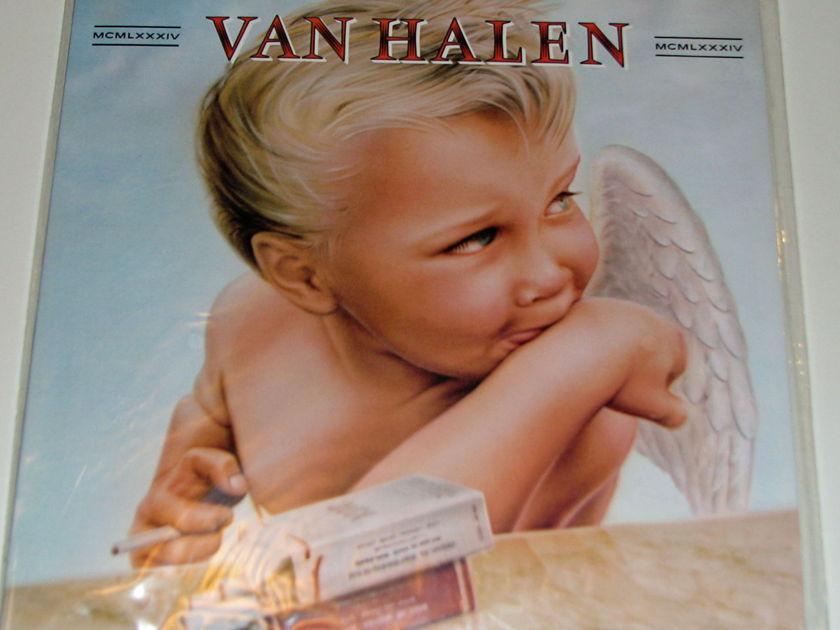 Van Halen - 1984 180-gram vinyl reissue Near Mint