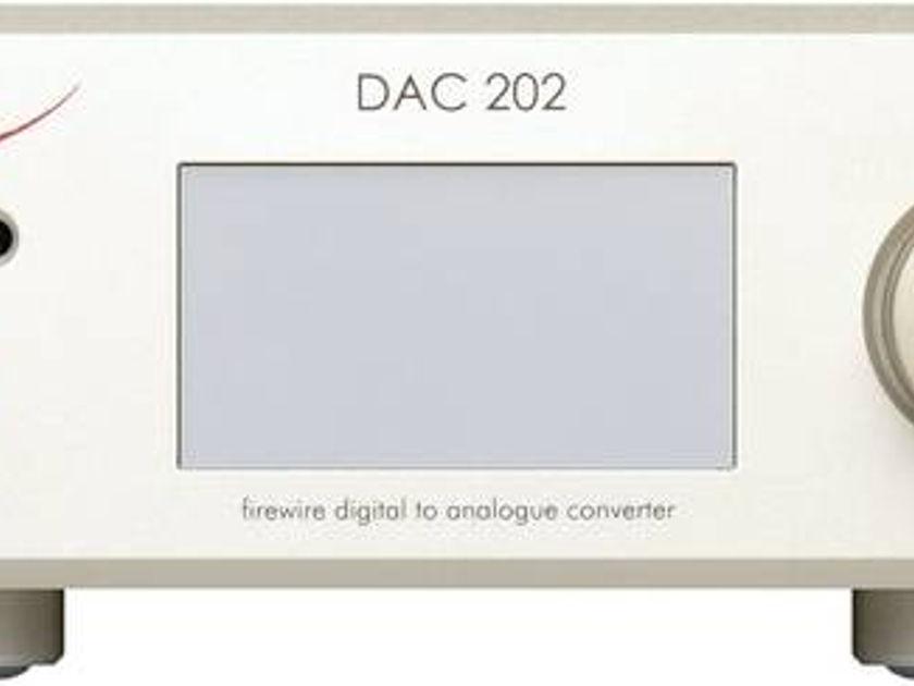 Weiss DAC202 firewire dac