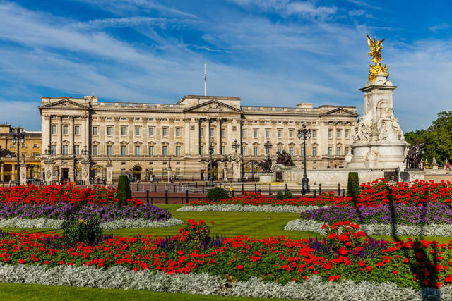 Buckingham Palace and London Sightseeing Tour