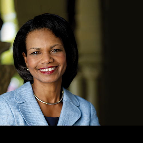 """Picture of Join Maestro Thomas Wilkins as he crosses off one of his """"bucket list"""" items – performing again with good friend Dr. Condoleezza Rice"""