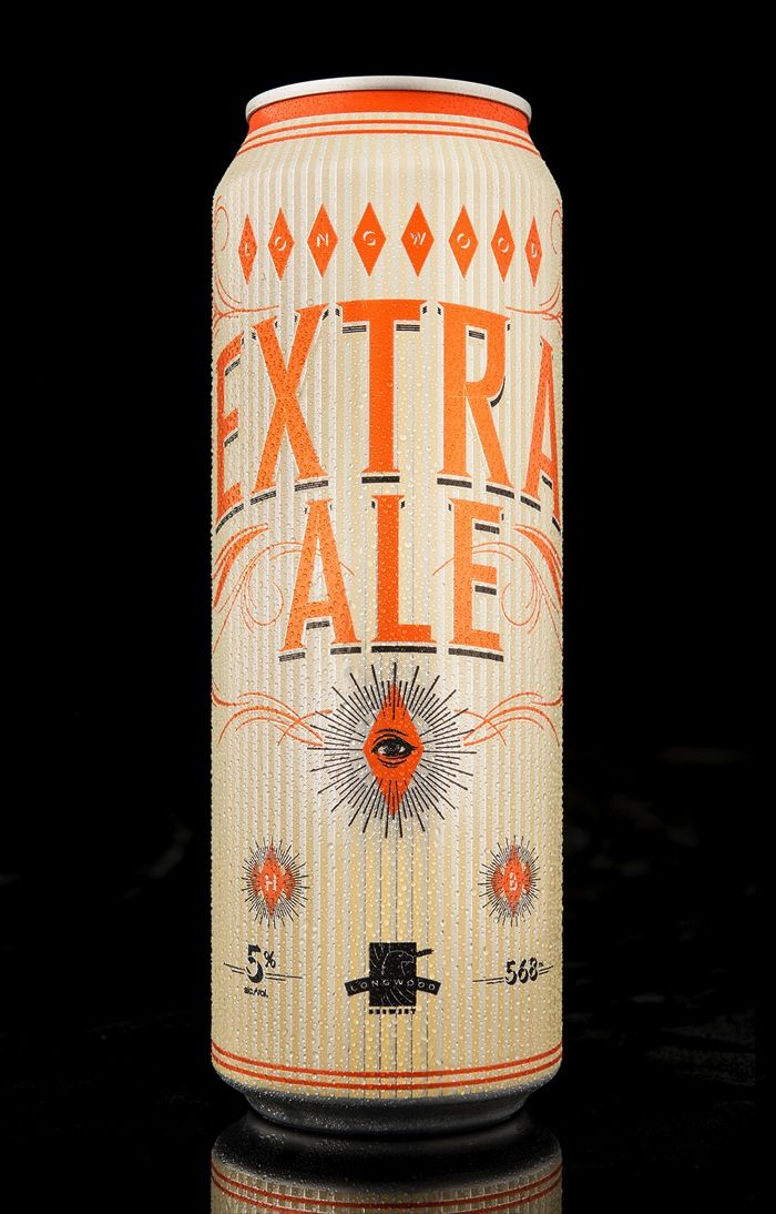 Extra ale can