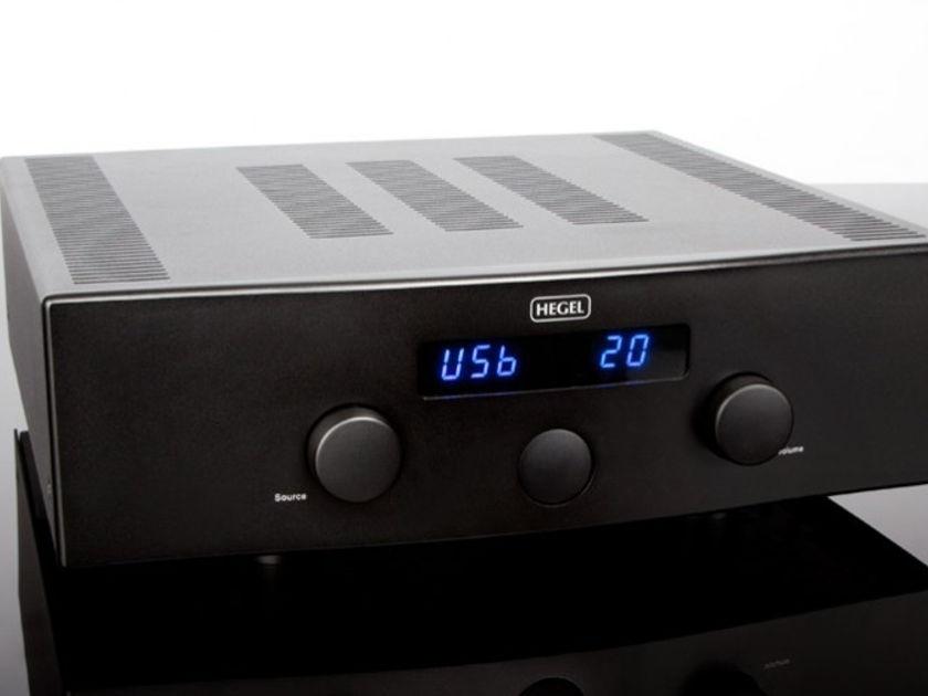 Hegel H300 Integrated Amplifier 250W 8Ohmi 220-240 Voltage