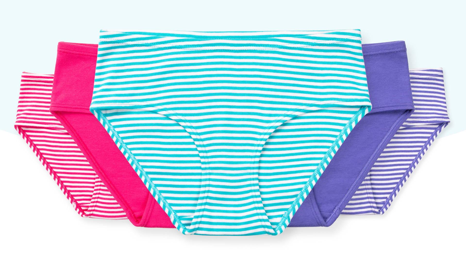 Gracie Tween Girls Underwear