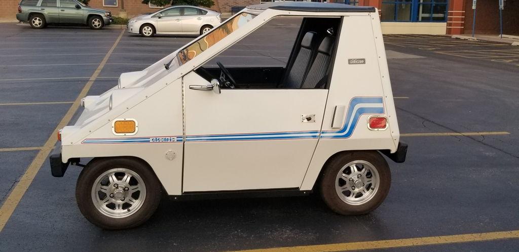 Vanguard City Car