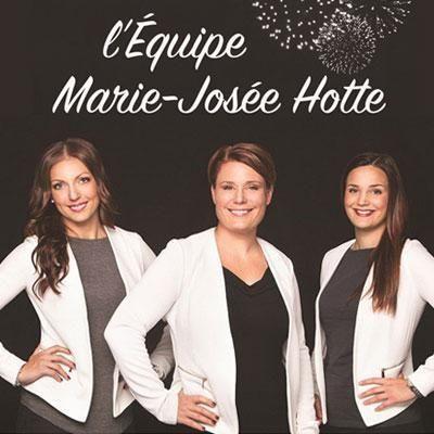 L'Équipe Marie-Josée Hotte
