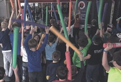 fit and fight kindergeburtstag