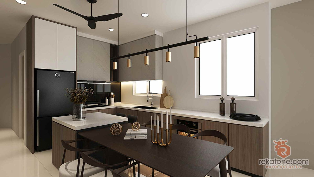 9 DIY Ideas to Make Your Kitchen Look luxurious in Malaysia ...