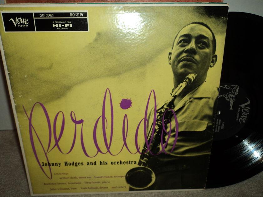 Johnny Hodges And His Orchestra - Perdido Verve MG V-8179