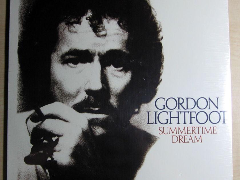 Gordon Lightfoot - Summertime Dream  - SEALED 1976 Reprise Records MS 2246
