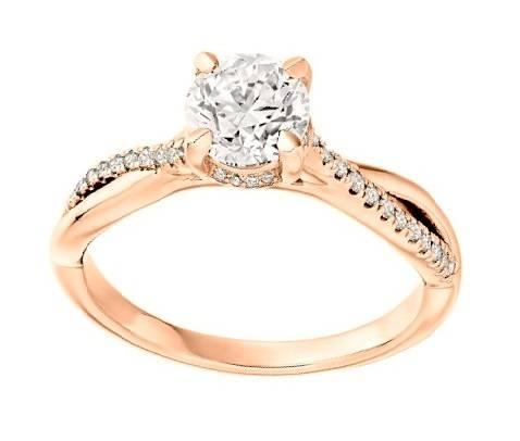Bespoke diamond ring from Poibjoy Diamonds
