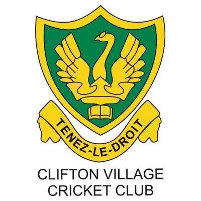 Clifton Village Cricket Club Logo