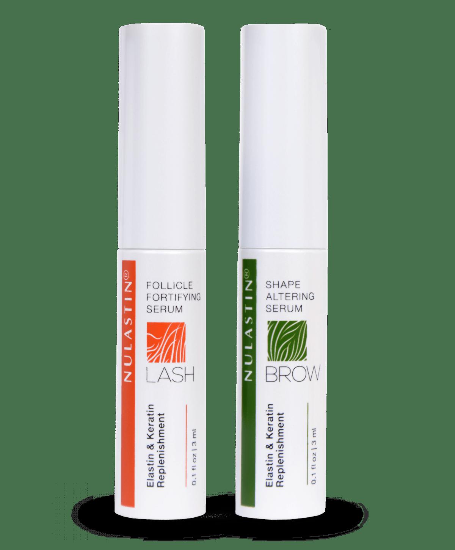 Nulastin LASH & BROW Dual System with Keracyte® Elastin Complex