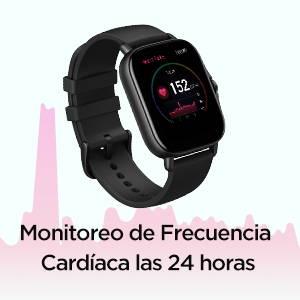 Amazfit GTS 2e - Monitoreo de frecuencia cardíaca las 24 horas