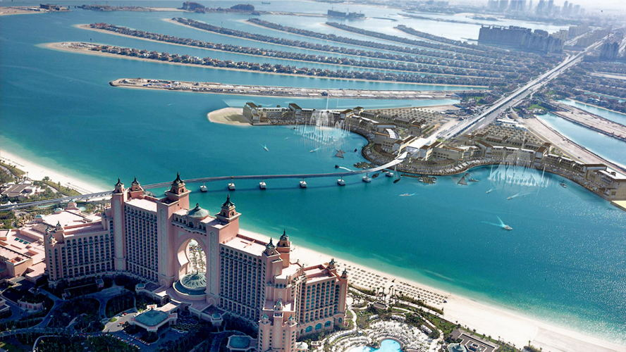 Dubai, United Arab Emirates - The Pointe at Palm Jumeirah - Re Size.jpg