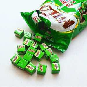 Milo Snack Cubes