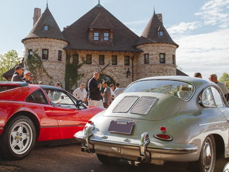 2 Family Memberships to the Larz Anderson Auto Museum