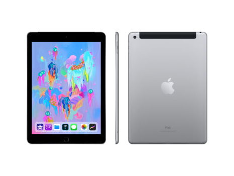 Apple of my iPad