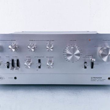 SA-9500 Vintage Stereo Integrated Amplifier