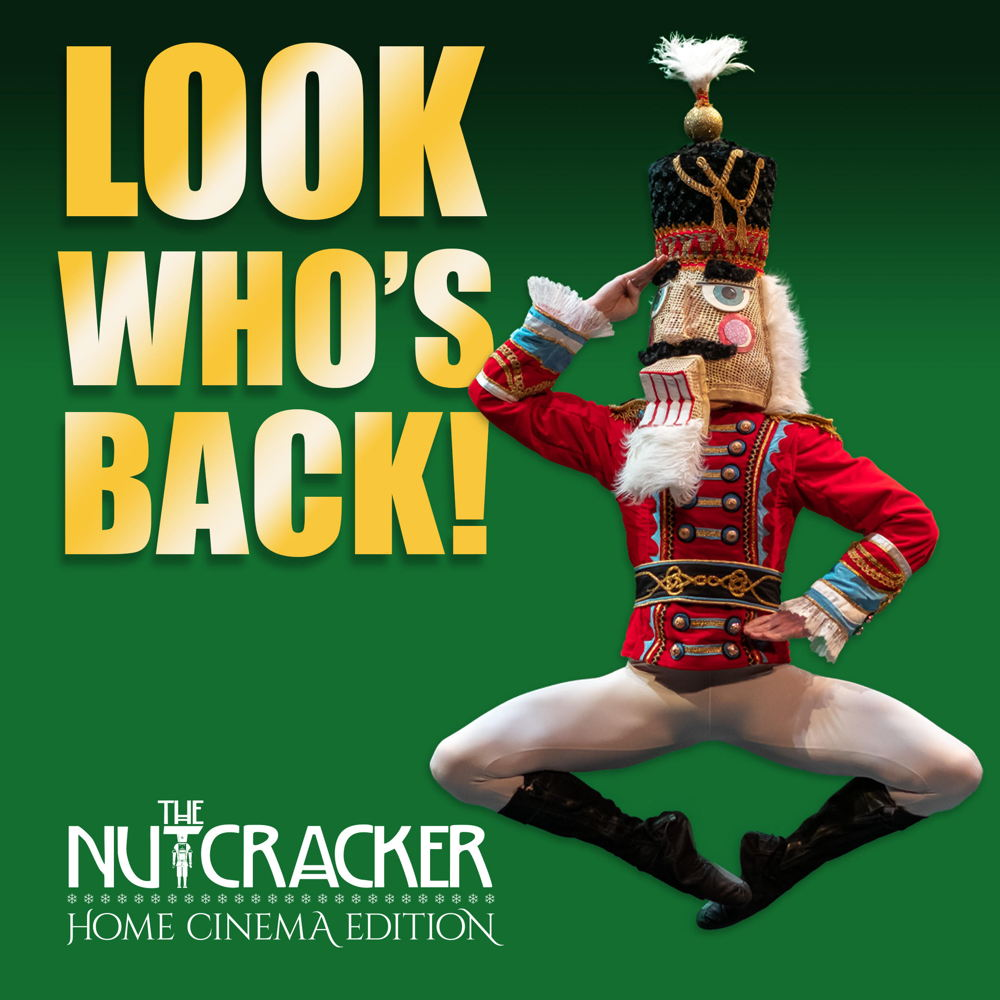 Picture of American Midwest Ballet is bringing The Nutcracker home! The holiday season just wouldn't be the same without The Nutcracker! So this year, as our gift to you, we're sharing this magical holiday tradition in an all-new Home Cinema Edition that you and your family can enjoy wherever you are!