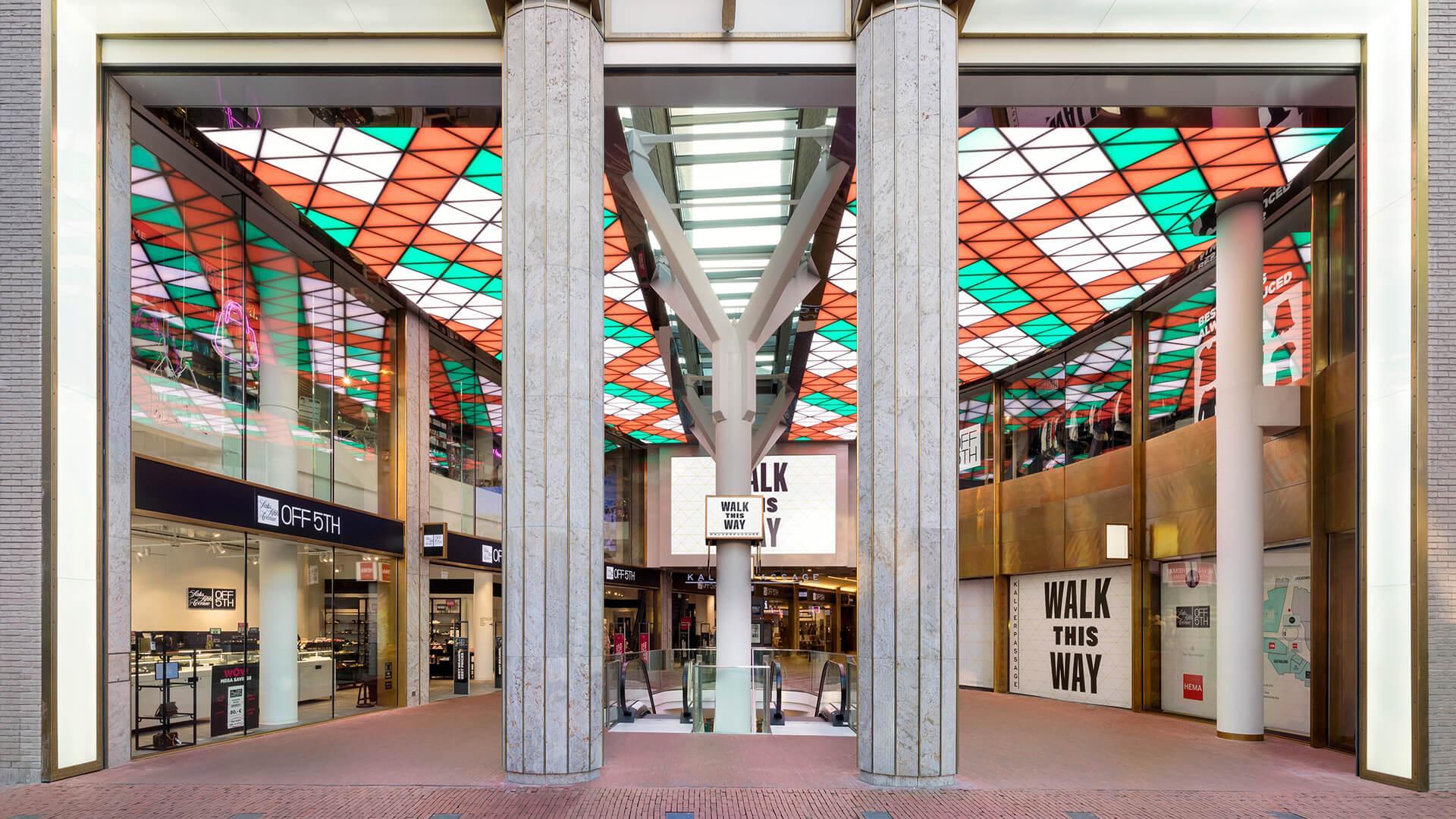 Arttenders Sigrid Calon Kalverpassage Storefront