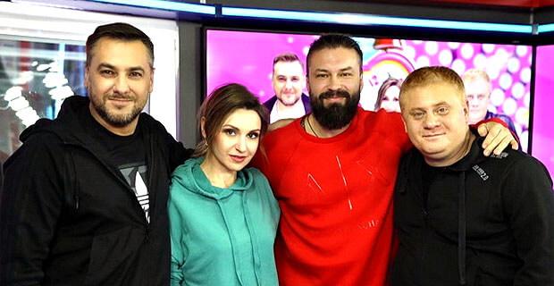 Гарик Burito стал гостем утреннего шоу «Русские Перцы» - Новости радио OnAir.ru