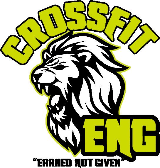 CrossFit ENG logo