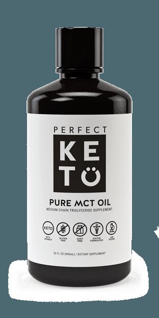 Liquid MCT Oil