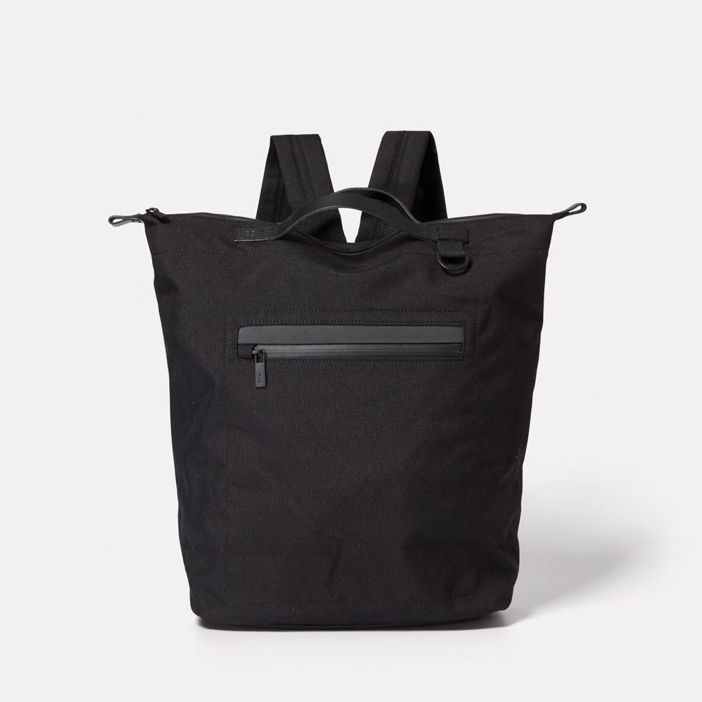Hoy Travel and Cycle Backpack in Black