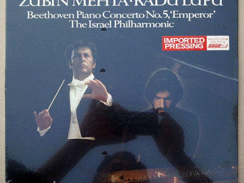 """SEALED/London Digital/Radu Lupu/Beethoven - Piano Concerto No. 5 """"Emperor"""""""