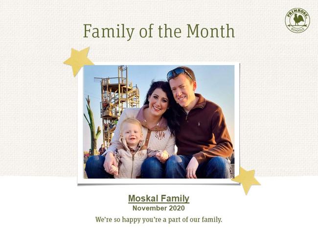 Moskal Family