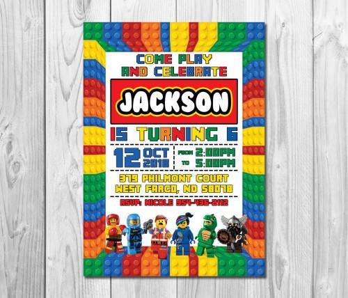 lego party theme