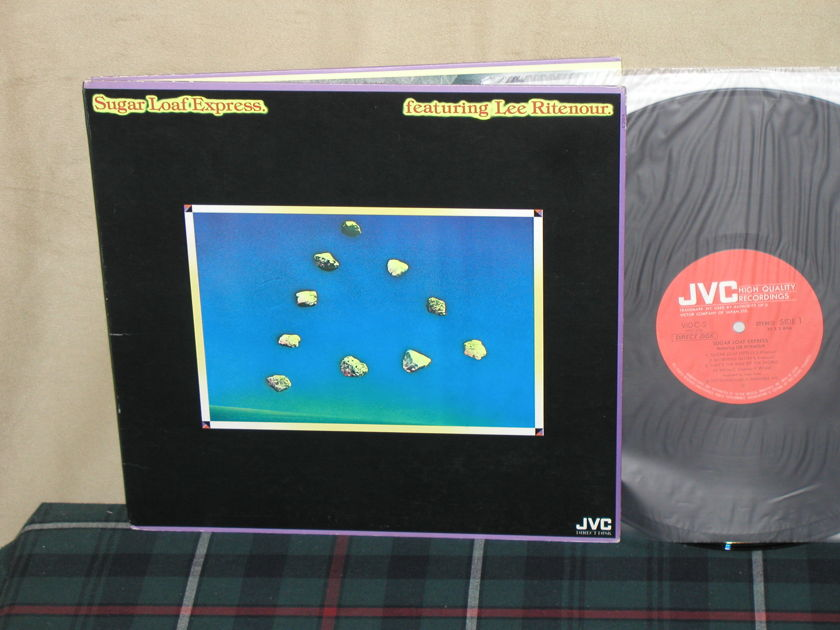 Lee Ritenour    Sugar Loaf Express - JVC Japan Direct To Disk JVC VIDC-2