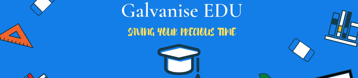 GalvaniseEDU's Educational Resources