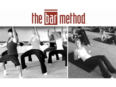 30 Days of Unlimited Bar Method Classes